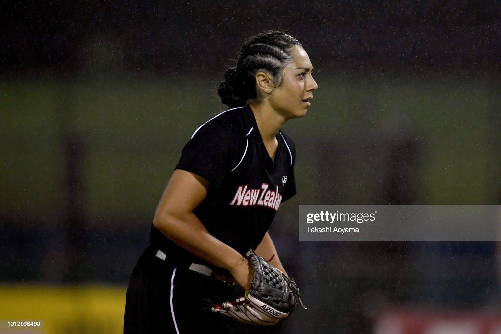 WBSC Women's Softball World Championship - Day 6 : News Photo