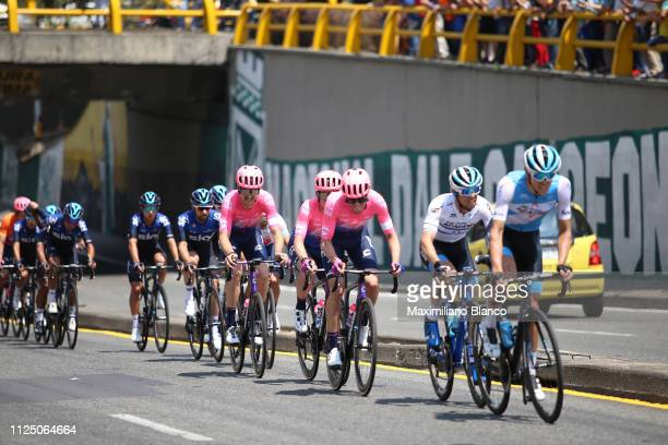 Taylor Phinney of The United States and EF Education First Pro Cycling Team / during the 2nd Tour of Colombia 2019 Stage 4 a 1444km race from...