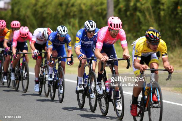 Taylor Phinney of The United States and EF Education First Pro Cycling Team / during the 2nd Tour of Colombia 2019 Stage 2 a 1505km stage from La...