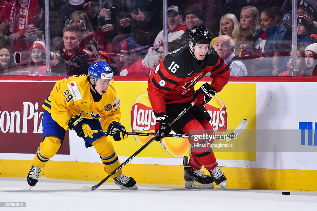 Sweden v Canada: Semifinal - 2017 IIHF World Junior Championship