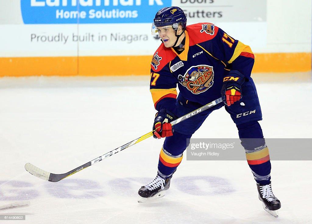 Erie Otters v Niagara IceDogs : News Photo
