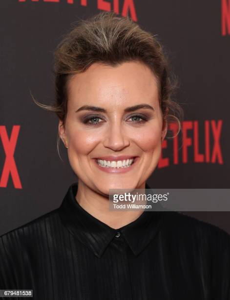 Taylor Schilling attends a Netflix's 'Orange Is The New Black' For Your Consideration Event at Saban Media Center on May 5 2017 in North Hollywood...