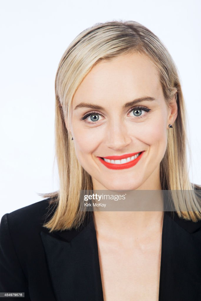 Taylor Schilling is photographed for Los Angeles Times on August 25, 2014 in Los Angeles, California. PUBLISHED IMAGE.