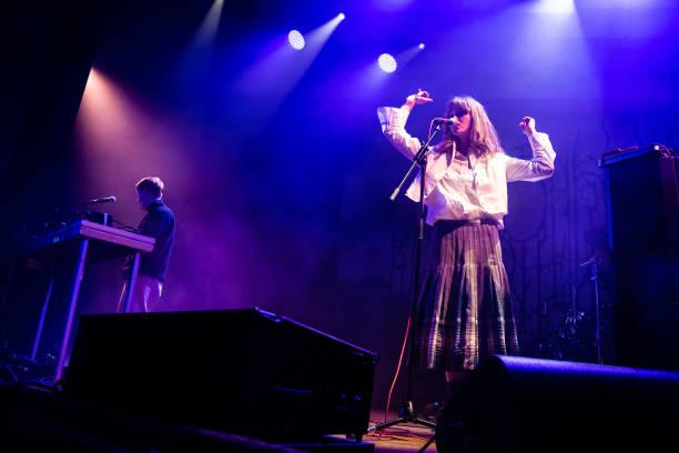 GBR: Caroline Polachek Performs At Islington Assembly Hall