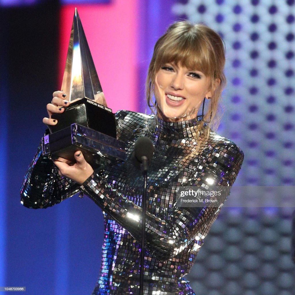 2018 American Music Awards - Fixed Show : News Photo