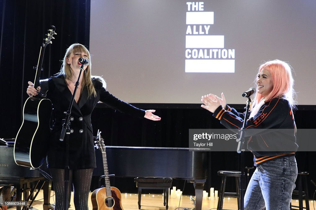 2018 Ally Coalition Talent Show : News Photo