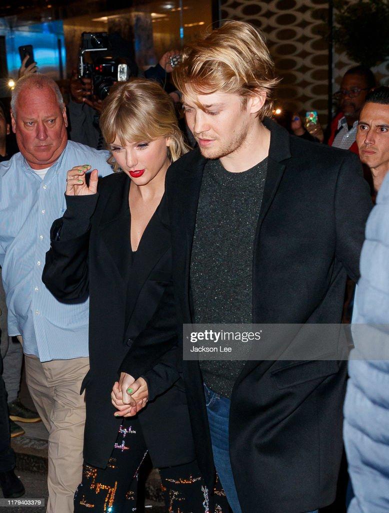 Celebrity Sightings In New York City - October 06, 2019 : News Photo