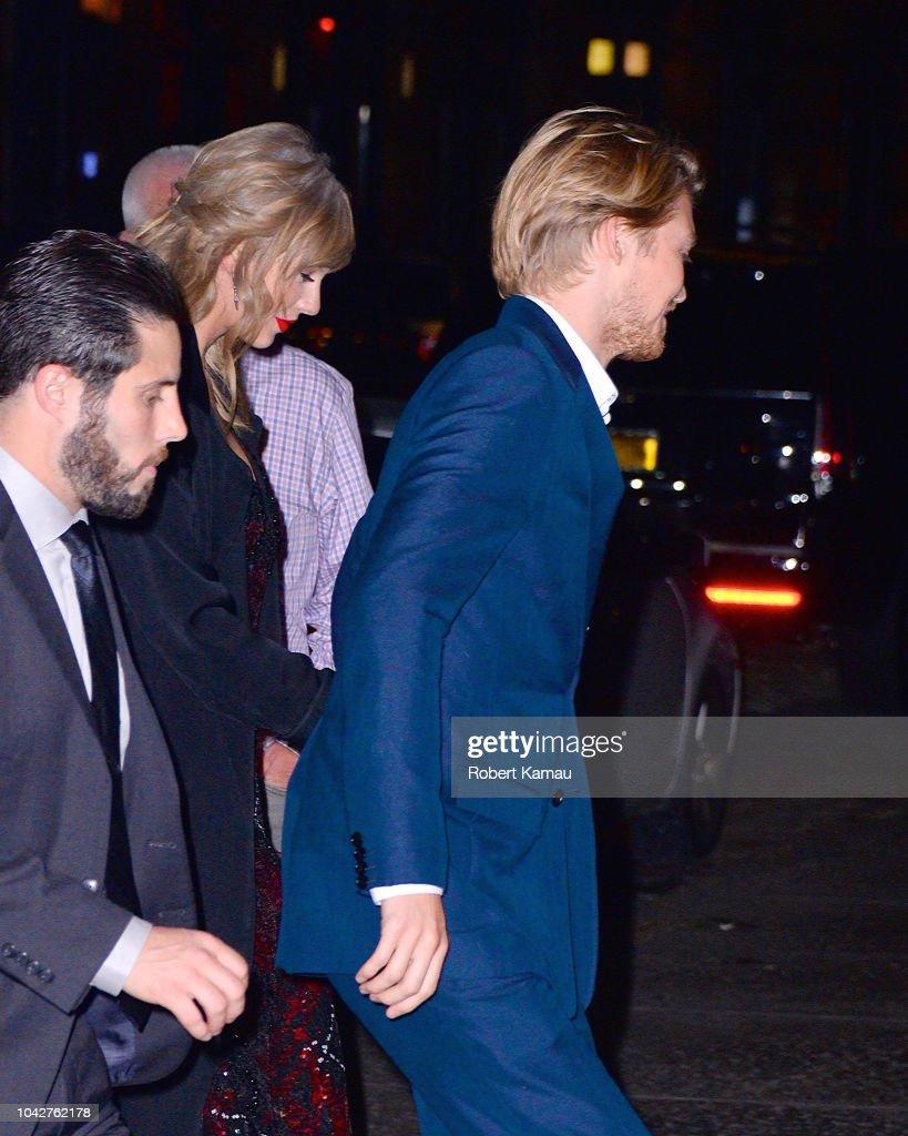 Celebrity Sightings in New York City - September 28, 2018 : News Photo