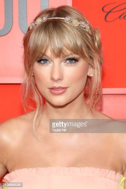 Taylor Swift attends the 2019 Time 100 Gala at Frederick P. Rose Hall, Jazz at Lincoln Center on April 23, 2019 in New York City.
