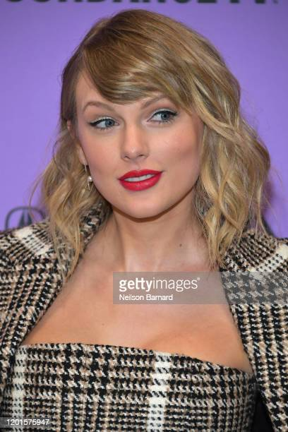 """Taylor Swift attends the 2020 Sundance Film Festival - """"Miss Americana"""" Premiere at Eccles Center Theatre on January 23, 2020 in Park City, Utah."""