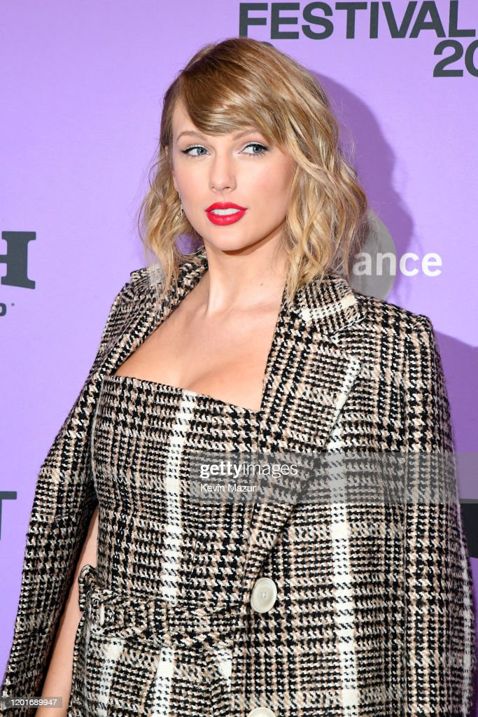 Taylor Swift: Miss Americana Premiere : News Photo
