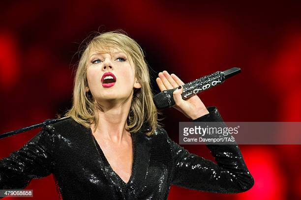 Taylor Swift brings the 1989 World tour to 3Arena on June 30 2015 in Dublin Ireland