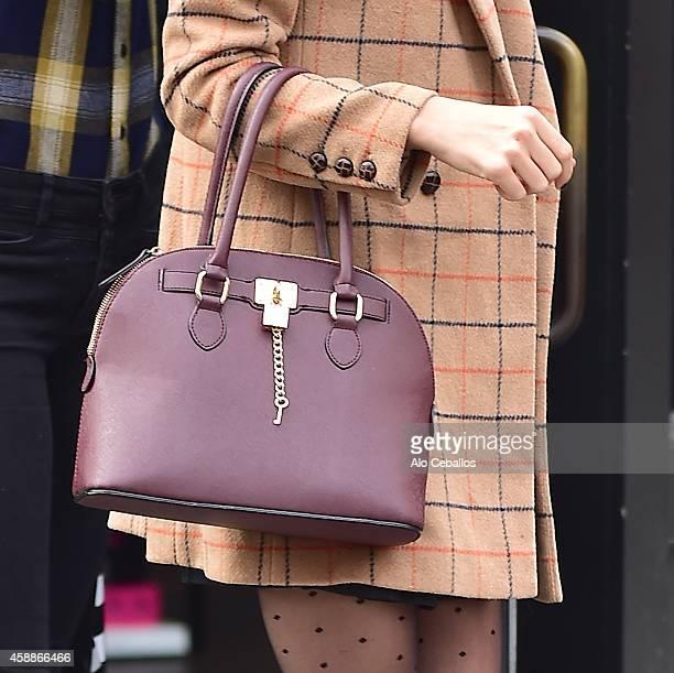 Taylor Swift on November 12 2014 in New York City