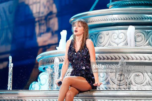 Taylor Swift performs at ANZ Stadium on November 2 2018 in Sydney Australia