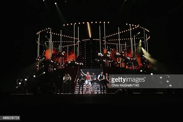Taylor Swift performs at Saitama Super Arena on June 1, 2014 in Saitama, Japan.