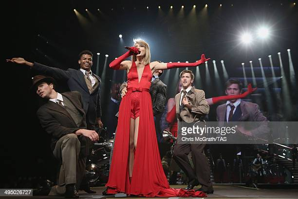 Taylor Swift performs at Saitama Super Arena on June 1, 2014 in Saitama, Japan.
