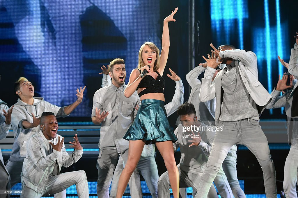 Taylor Swift The 1989 World Tour Live In Tokyo - Night 2 : News Photo