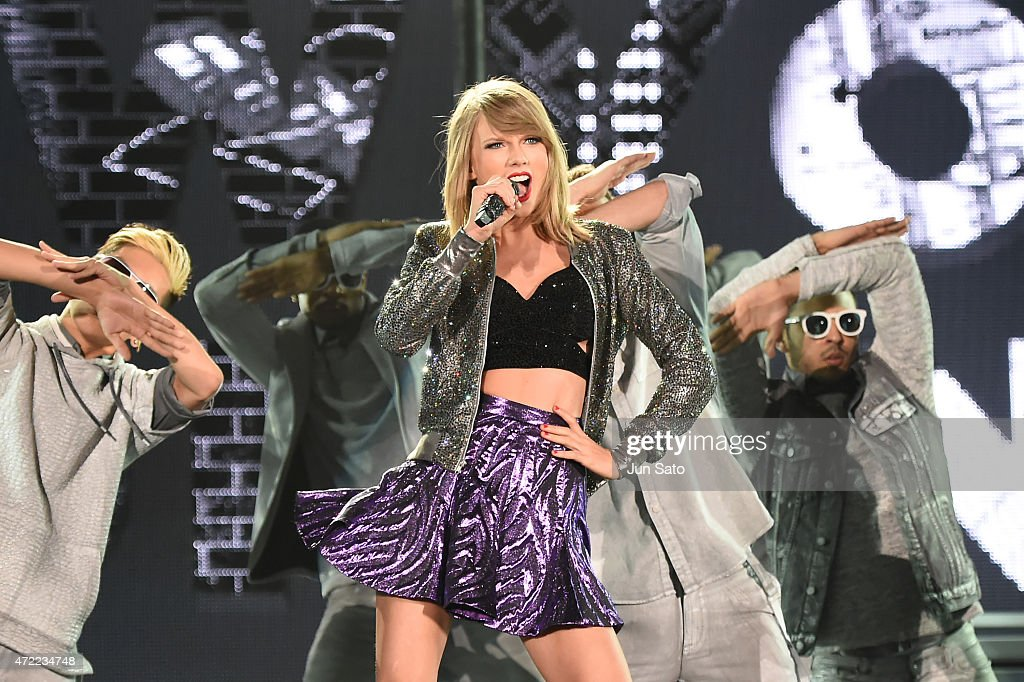 Taylor Swift The 1989 World Tour Live In Tokyo -  Night 1 : News Photo