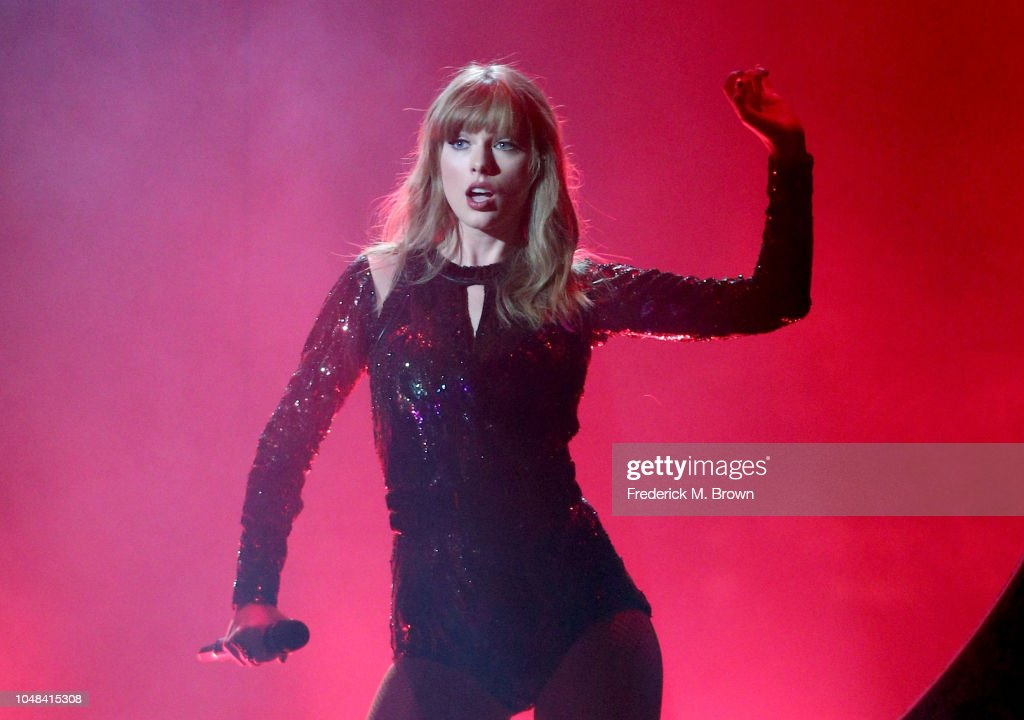 CA: 2018 American Music Awards - Fixed Show