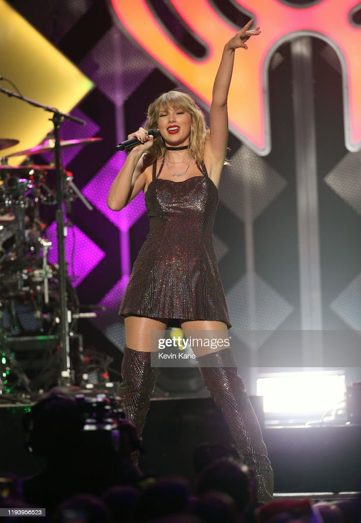 Z100's iHeartRadio Jingle Ball 2019 - Show : Nyhetsfoto