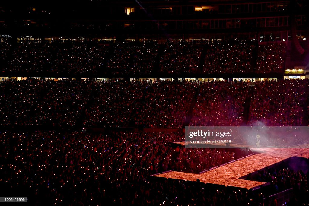 Taylor Swift reputation Stadium Tour : News Photo