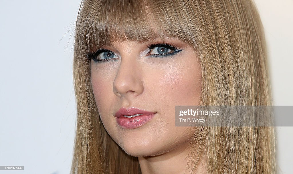 Taylor Swift poses in the Media Room at the Capital Summertime Ball at Wembley Arena on June 9, 2013 in London, England.