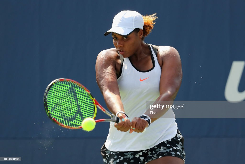 2018 US Open - Day 2 : News Photo