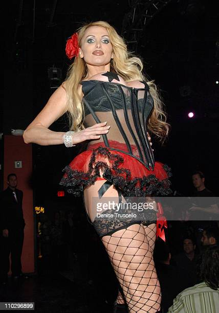 Taylor Wayne during Tera Patrick's 2nd Annual Diva Las Vegas Party Debut Fashion Show at TAO Nightclub at The Venetian Hotel and Casino Resort at TAO...