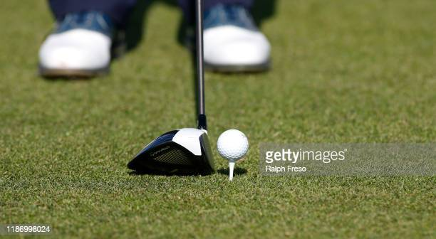 TaylorMade driver during the second round of the Charles Schwab Cup Championship at Phoenix Country Club on November 08, 2019 in Phoenix, Arizona.
