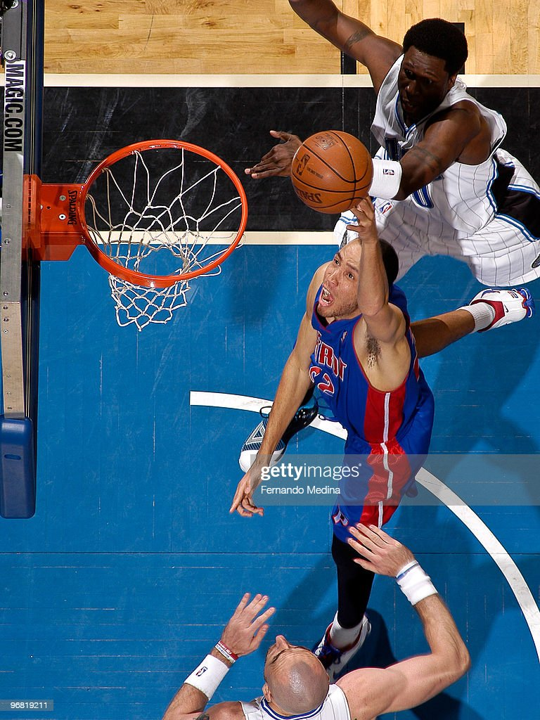 Detroit Pistons v Orlando Magic
