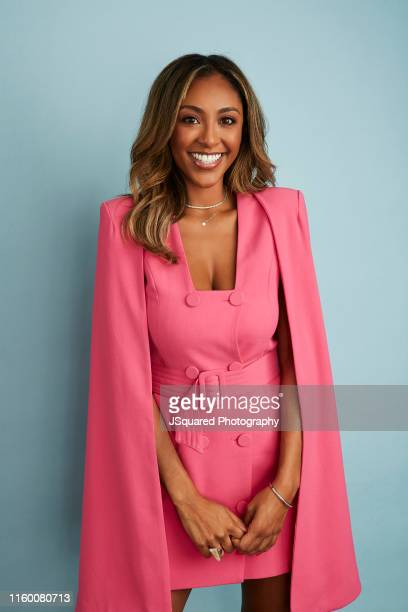 Tayshia Adams of ABC's 'Bachelor in Paradise' poses for a portrait during the 2019 Summer TCA Portrait Studio at The Beverly Hilton Hotel on August...