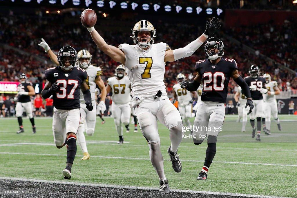 New Orleans Saints vAtlanta Falcons : Foto jornalística