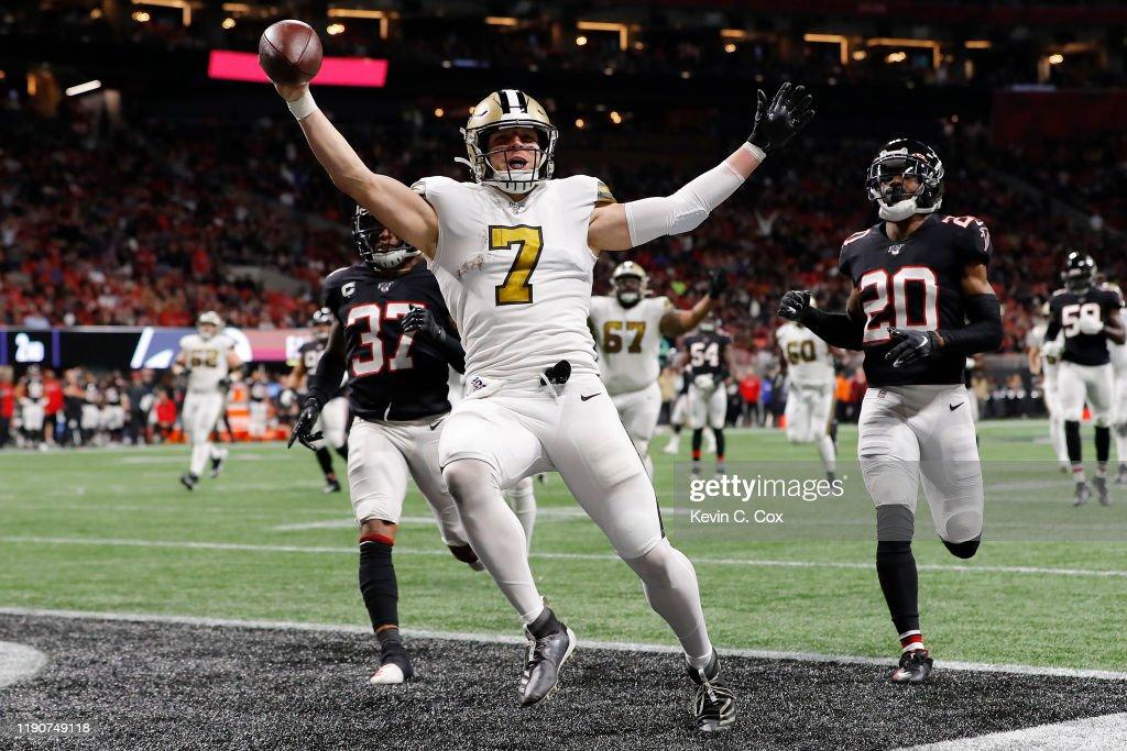 New Orleans Saints vAtlanta Falcons : News Photo