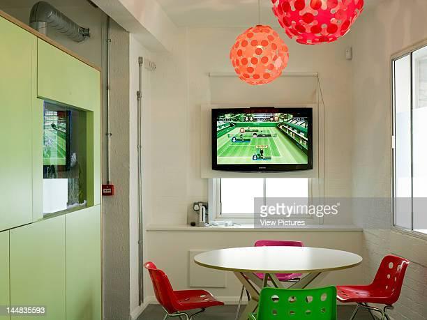 Tbg Advertising AgencyLondon Nw1 United Kingdom Architect Satmoko Ball Tbg Advertising Agency Informal Meeting Room Satmoko Ball