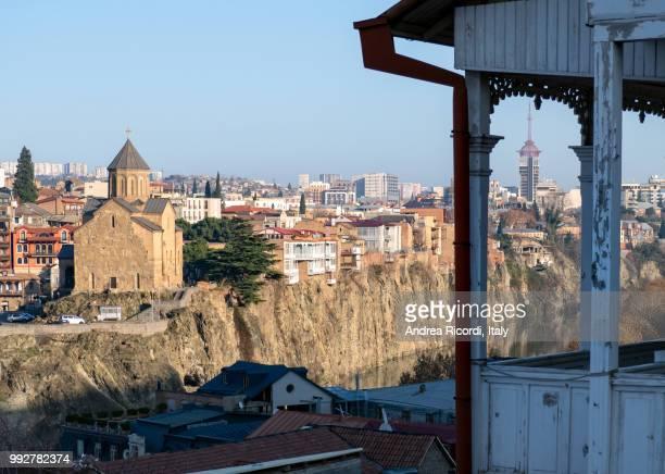 Tbilisi landscape, Georgia