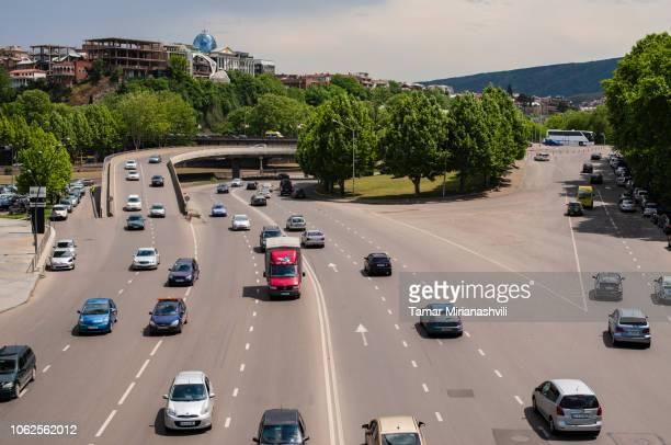 Tbilisi Traffic