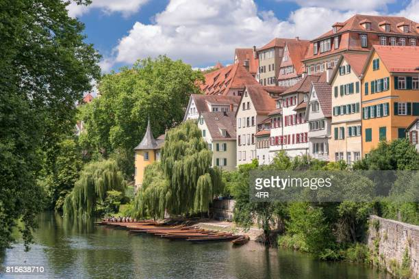 tübingen, germany - baden württemberg stock photos and pictures