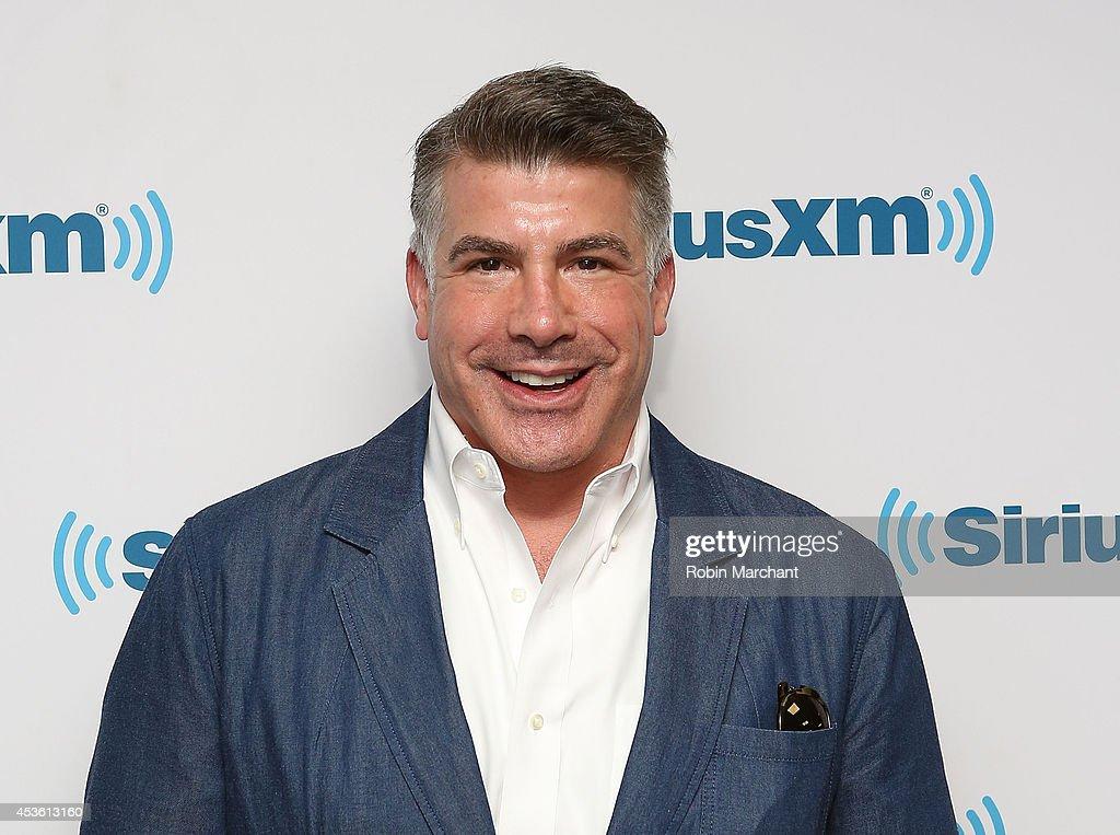 Celebrities Visit SiriusXM Studios - August 14, 2014 : News Photo