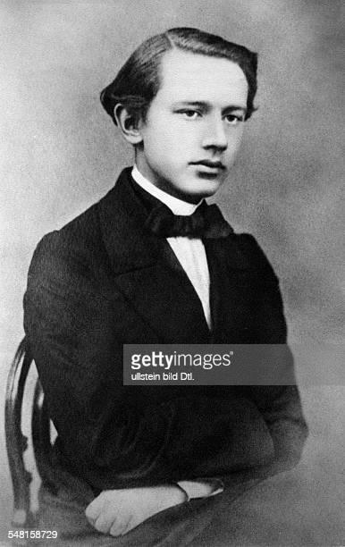 Tchaikovsky Pyotr Composer Russia *0705184006111893 1863
