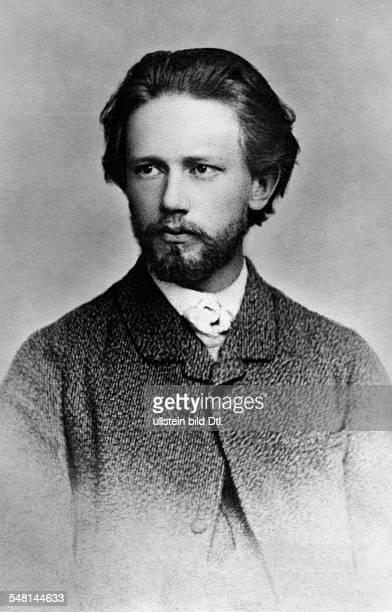 Tchaikovsky Pyotr Composer Russia *0705184006111893 no date