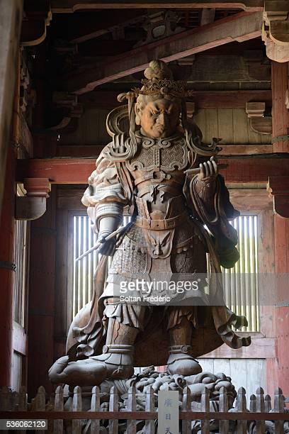 Tōdai-ji temple in Nara