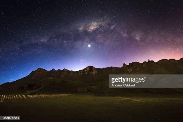 Te Milky Way redux 1