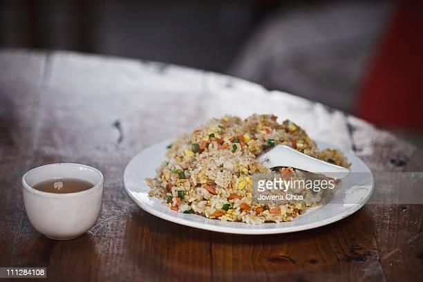 Tea and Fried Rice