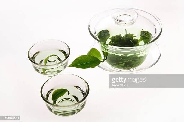 Tea and teacup