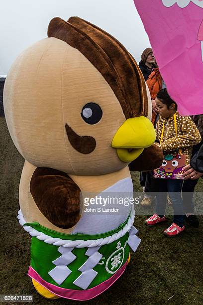 Tea Are Mascot Japanese celebrate the silly eccentric and adorable like no other country Its obsession with the yurukyara mascots is a perfect...
