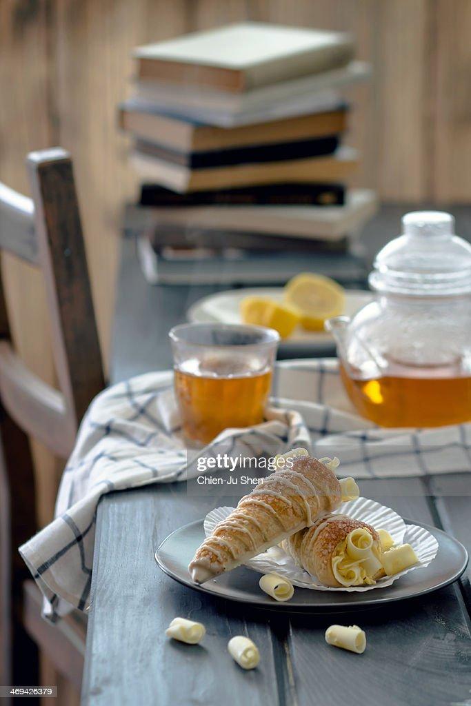 tea break : Stock Photo