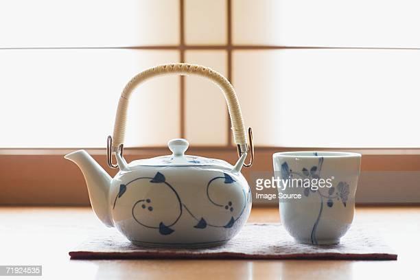茶道 - 和室 ストックフォトと画像