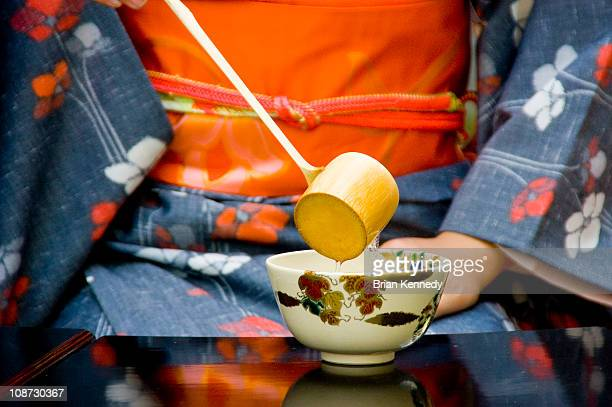 tea ceremony water - ceremony stock pictures, royalty-free photos & images