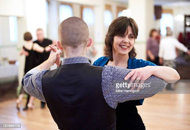 tea dance - ballroom dancing stock pictures, royalty-free photos & images