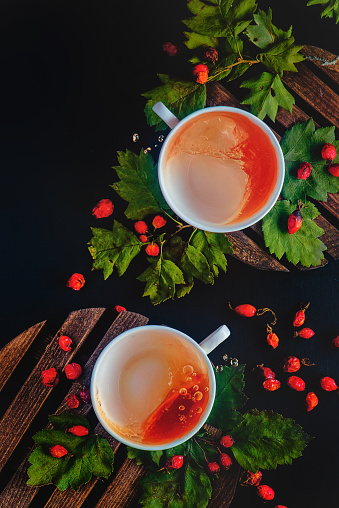 Tea for stormy weather - gettyimageskorea